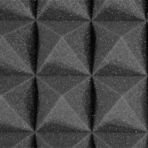Burete piramidal 96 cm x 96 cm x 6,5 cm