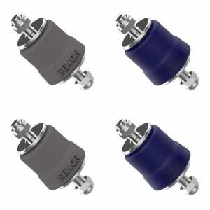 Amortizoare vibratii Senor SE-BF pentru unitati exterioare 18000 - 24000 BTU, set 4 buc, montaj pe console