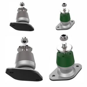 Amortizoare vibratii Senor SE-CR pentru unitati exterioare 7000 - 15000 BTU, set 4 buc, montaj pe pardoseala