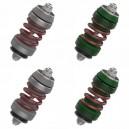 Amortizoare vibratii Senor SE-TBF pentru unitati exterioare 18000 - 60000 BTU, set 4 buc, montaj pe console